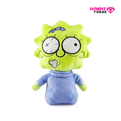 SIMPSONS PHUNNYS PLUSH MAGGIE