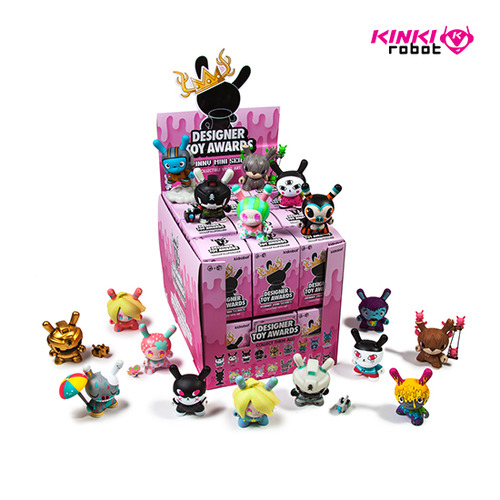 The Dunny Show Series(홀케이스)
