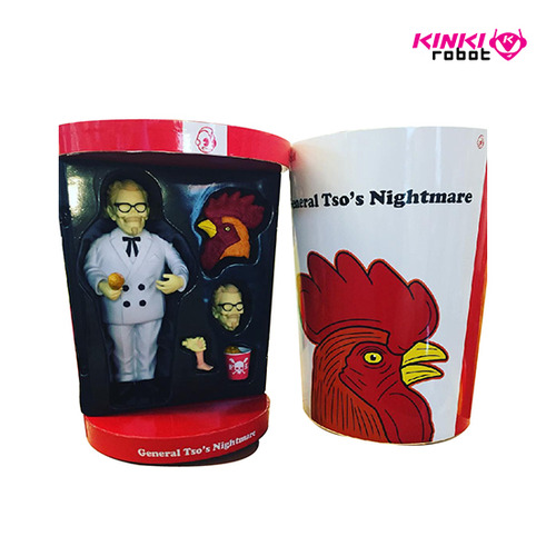 GENERAL TSO`S NIGHTMARE BY FRANK KOZIK