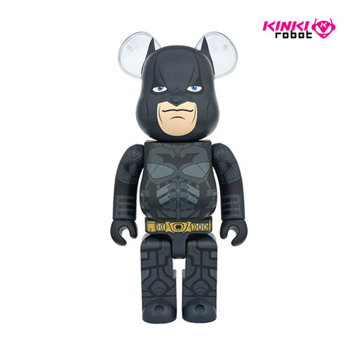 400%BEARBRICK BATMAN THE DARK KNIGHT VER