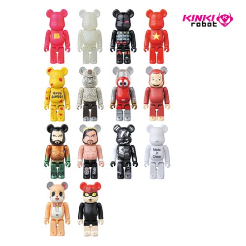 BEARBRICK 37 SERIES