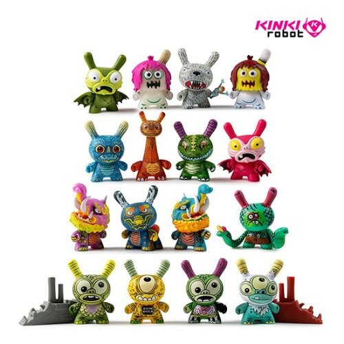 KAIJU DUNNY BATTLE SERIES (단품)