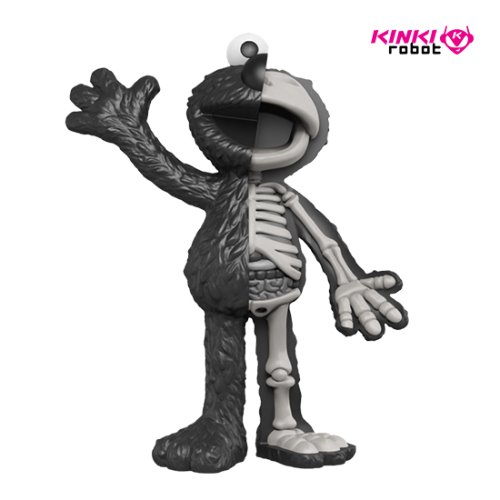 "XXRAY PLUS: 8.5"" ELMO (MONO EDITION)"