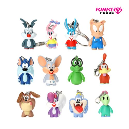 [2+1 증정]TINY TOONS KEYCHAIN SERIES (단품)