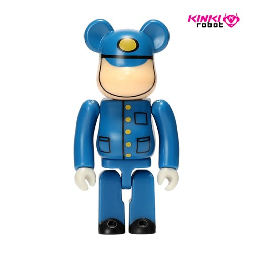 100%BEARBRICK TOBU RAILWAY SL DAIKI ENGINEER