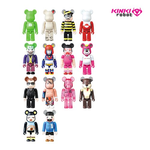 BEARBRICK 38 SERIES