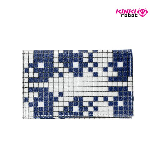 FABRICK_SPACE INVADERS_CARD CASE