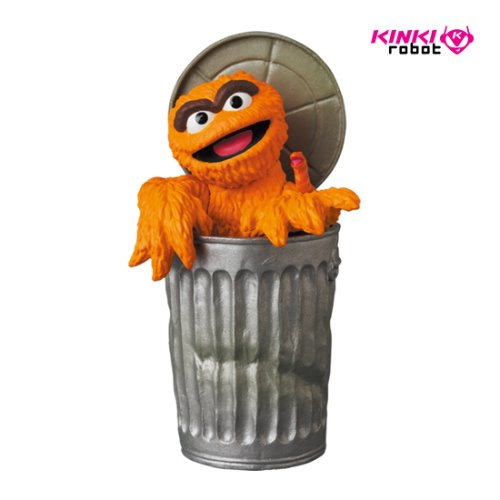 UDF SESAME STREET SERIES 2 : OSCAR THE GROUCH (프리오더)