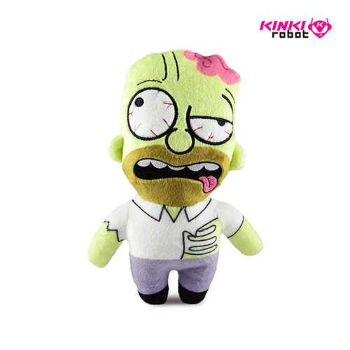SIMPSONS PHUNNYS PLUSH HOMER