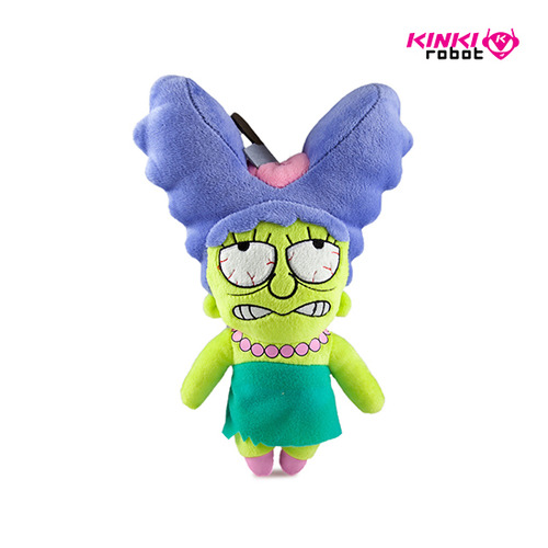 SIMPSONS PHUNNYS PLUSH MARGE