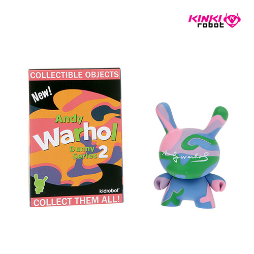 Andy Warhol Dunny Series2 (단품)