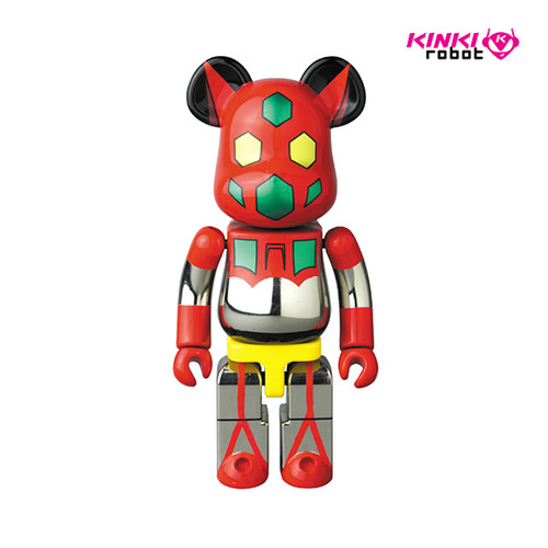 200% BEARBRICK GETTER 1