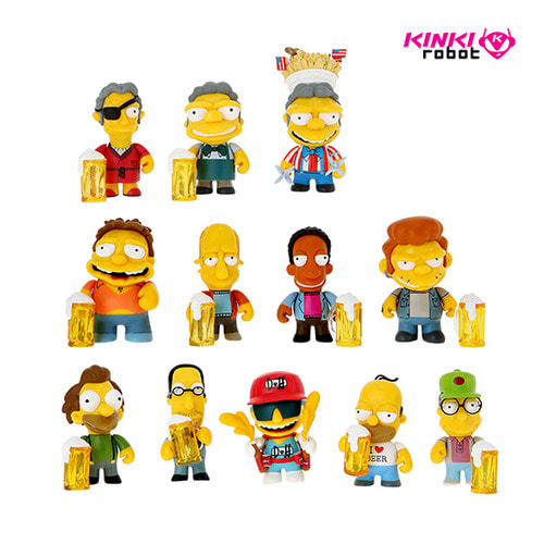 SIMPSONS MOE'S TAVERN MINI SERIES (단품)