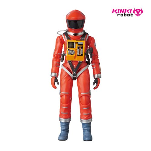 MAFEX SPACE SUIT ORANGE VER