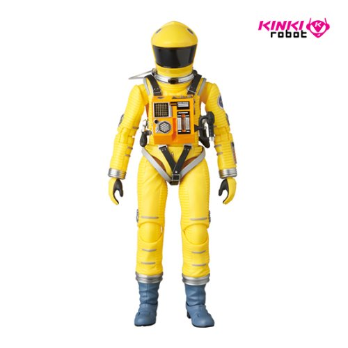 MAFEX SPACE SUIT YELLOW VER
