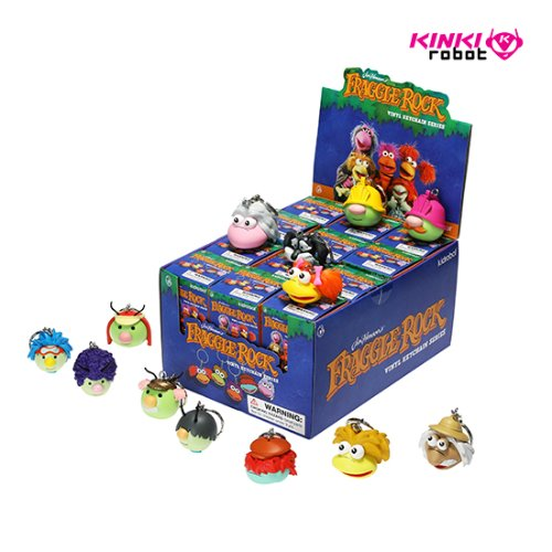 FRAGGLE ROCK KEYCHAIN SERIES(홀케이스)