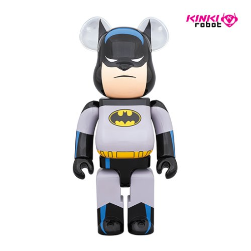 1000%BEARBRICK BATMAN ANIMATED SET