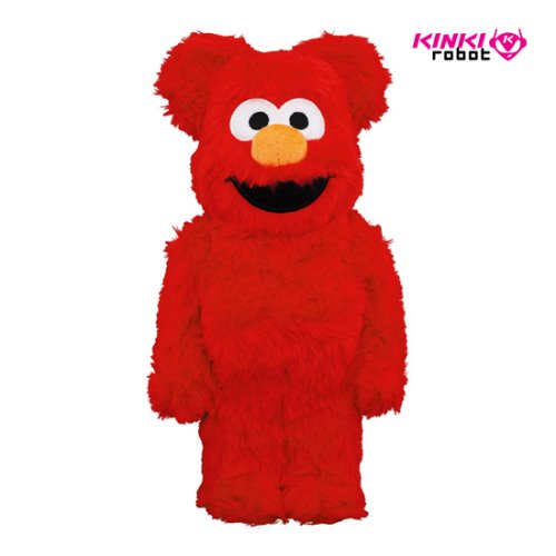 400%BEARBRICK ELMO COSTUME VER