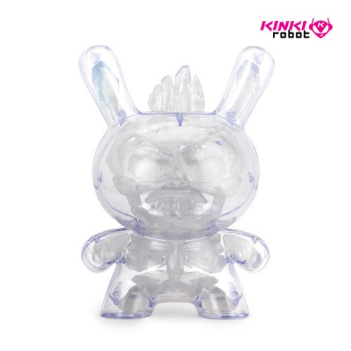 "8"" KRAK DUNNY BY SCOTT TOLLESON - CRYSTAL EDITION"