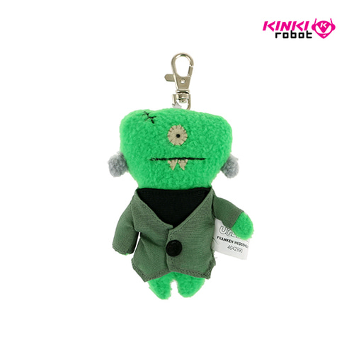 CLIP ON_UNIVERSAL MONSTERS FRANKEN WEDGEHEAD