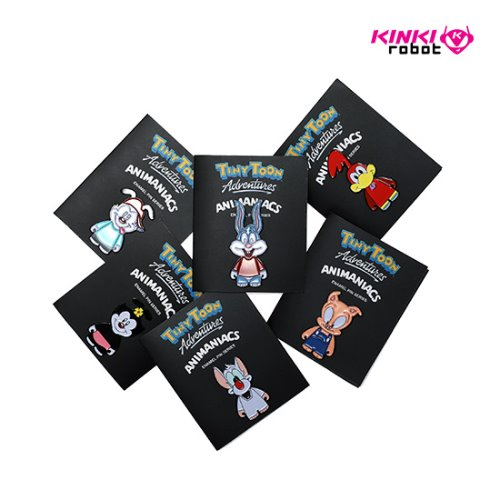 TINY TOONS AND ANIMANIACS PIN SERIES (단품)