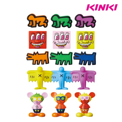 MINI VCD KEITH HARING